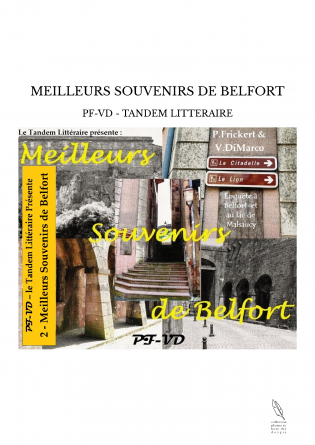 MEILLEURS SOUVENIRS DE BELFORT