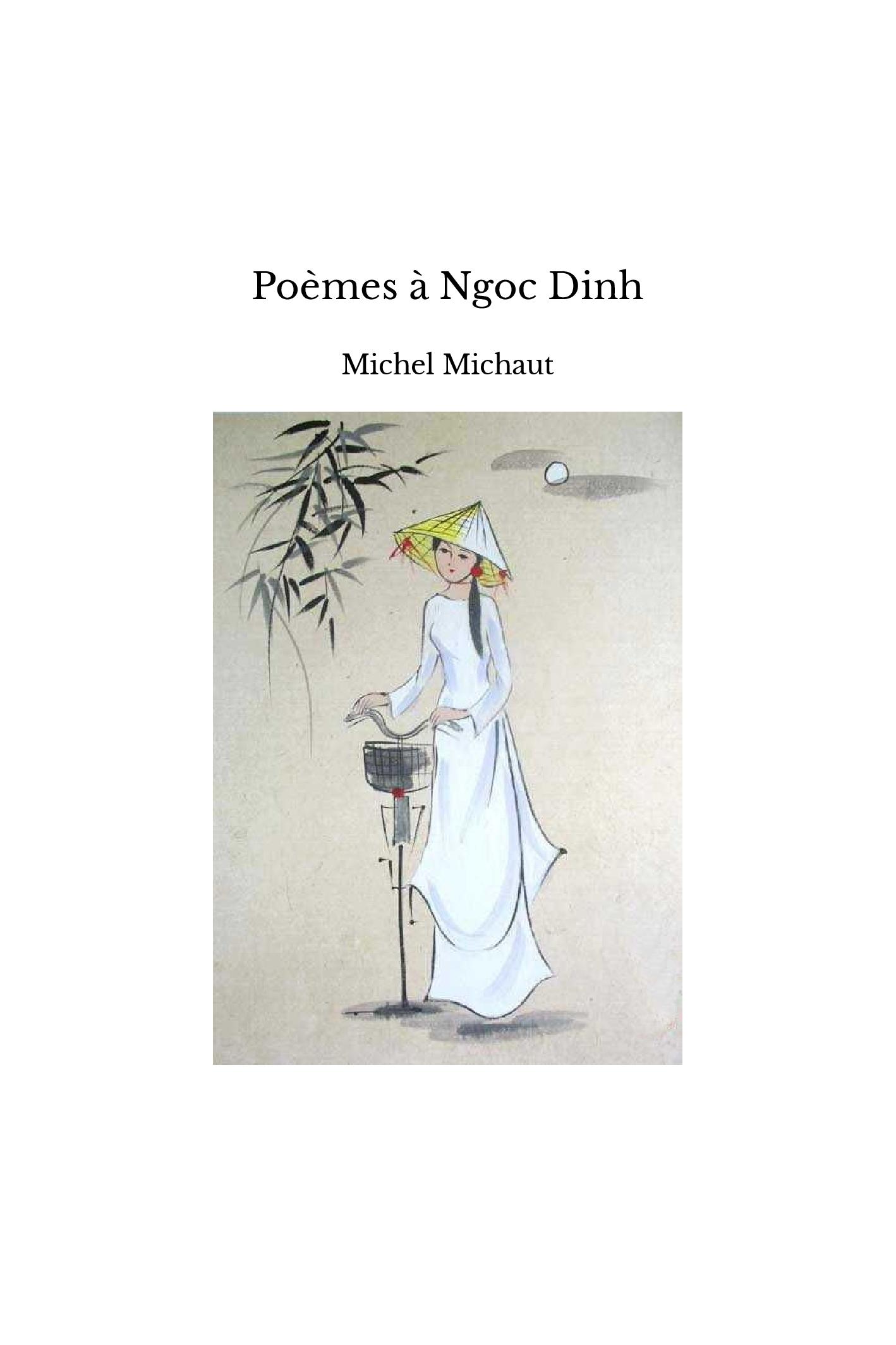 Poèmes à Ngoc Dinh