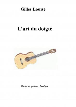 Traité de guitare classique