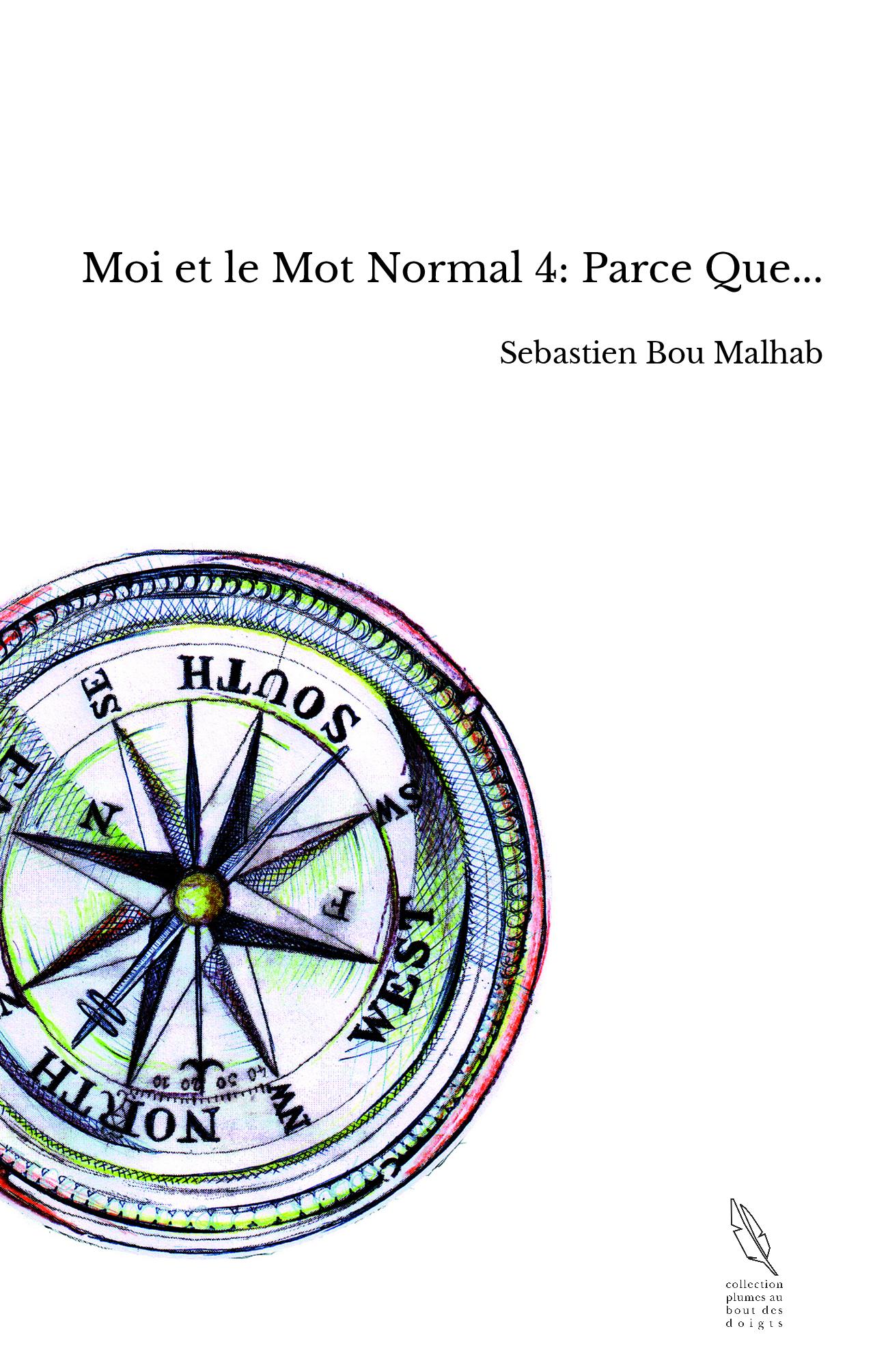 Moi et le Mot Normal 4: Parce Que...