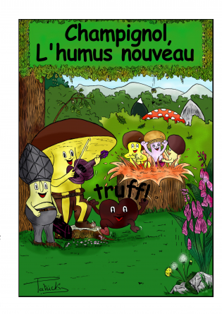 Champignol L'humus nouveau