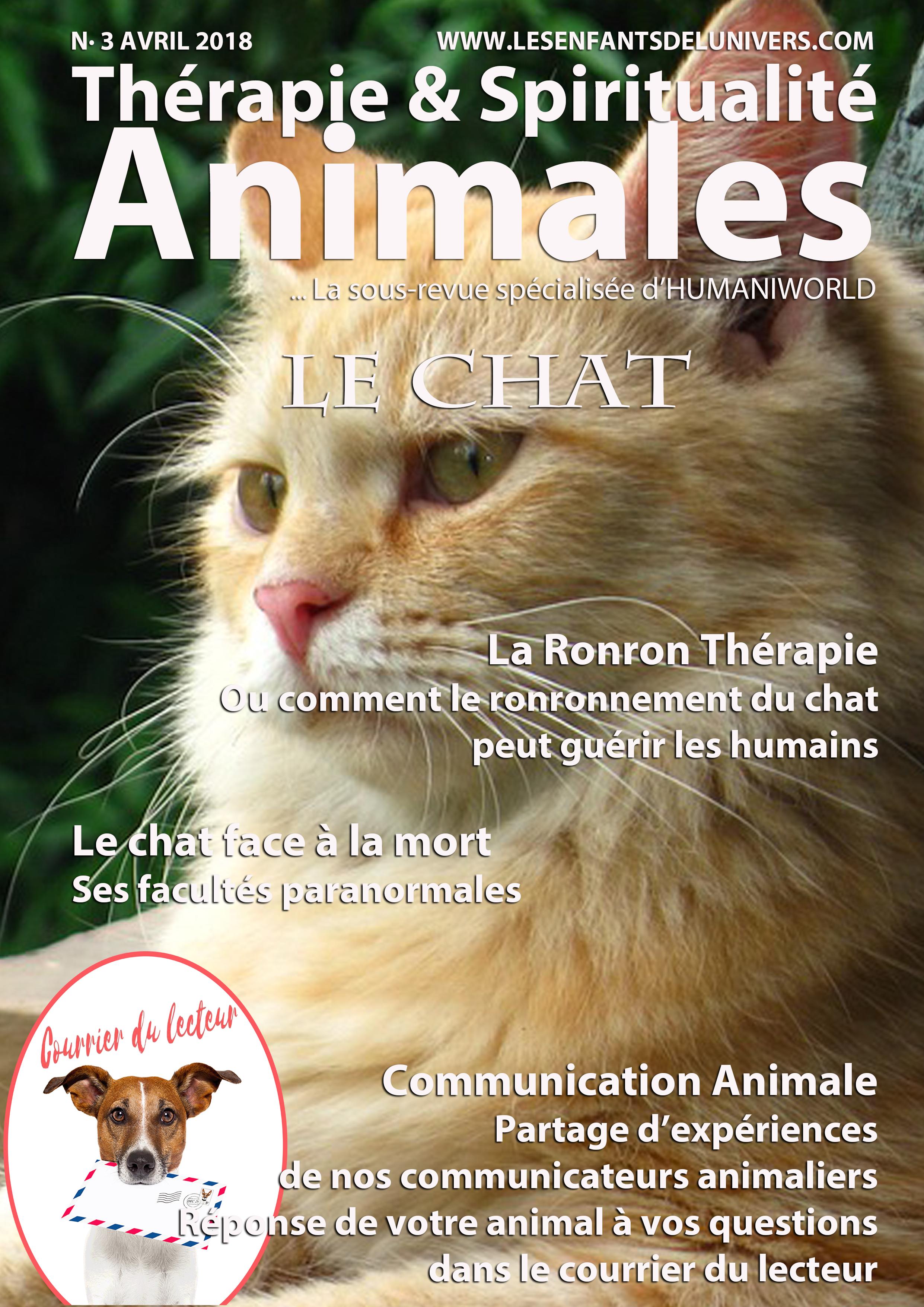 Thérapie & Spiritualité Animales N°3