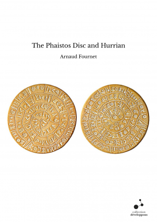 The Phaistos Disc and Hurrian