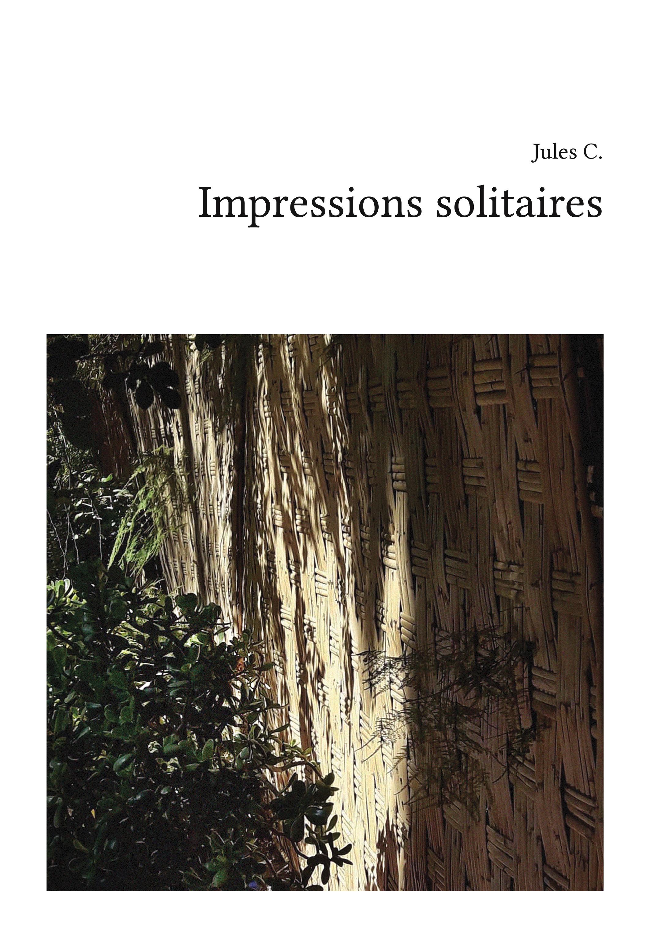 IMPRESSIONS SOLITAIRES