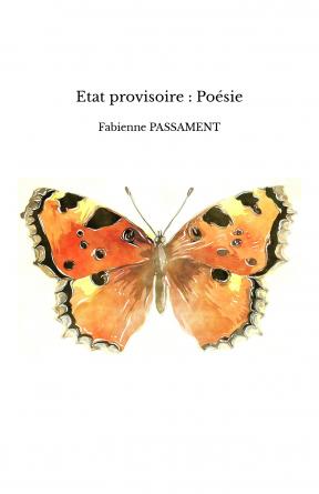 Etat provisoire : Poésie
