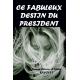 CE FABULEUX DESTIN DU PRESIDENT