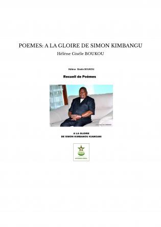 POEMES: A LA GLOIRE DE SIMON KIMBANGU