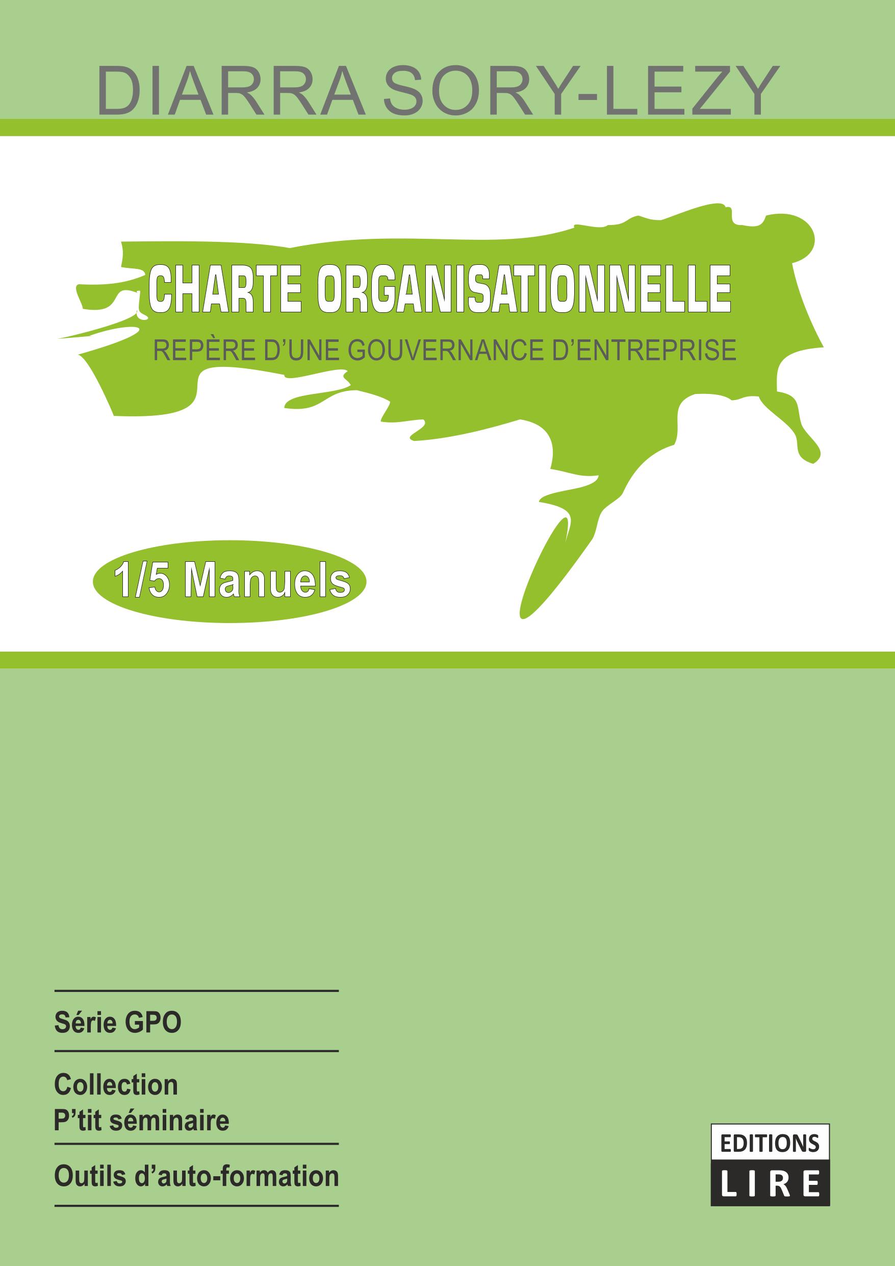 CHARTE ORGANISATIONNELLE