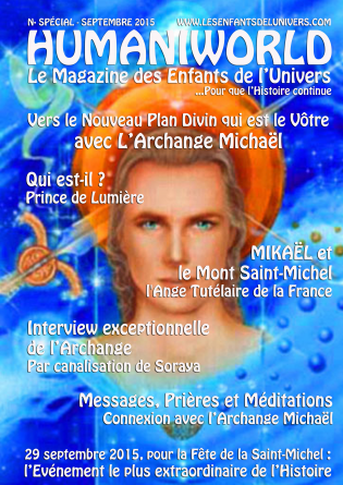 HUMANIWORLD - Spécial Archange Michaël