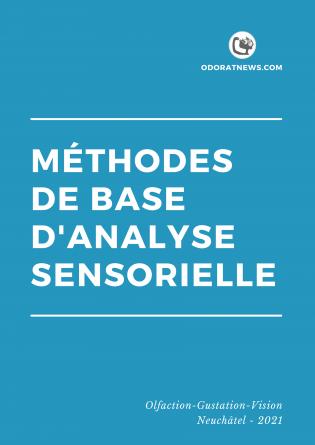 Méthodes de base d'analyse sensorielle