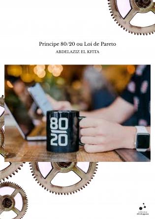 Principe 80/20 ou Loi de Pareto