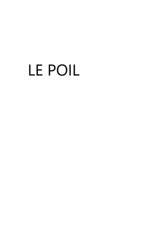LE POIL