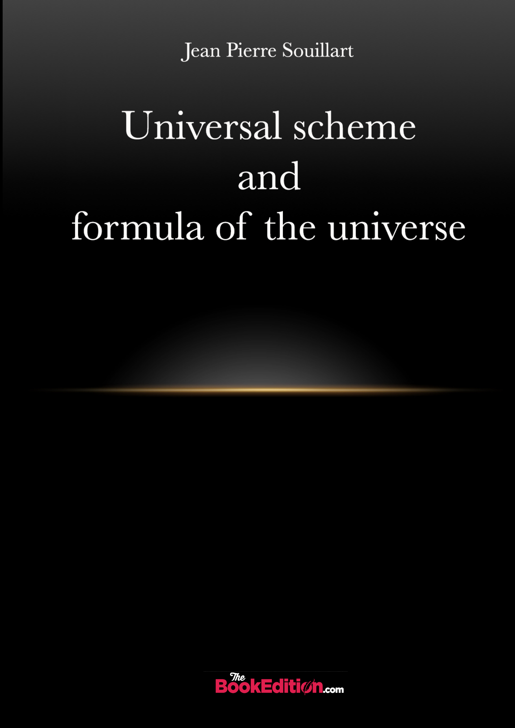 Universal diagram and formula of the universe