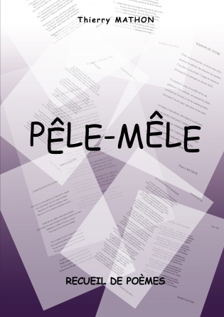 Recueil de poèmes Pêle-Mêle