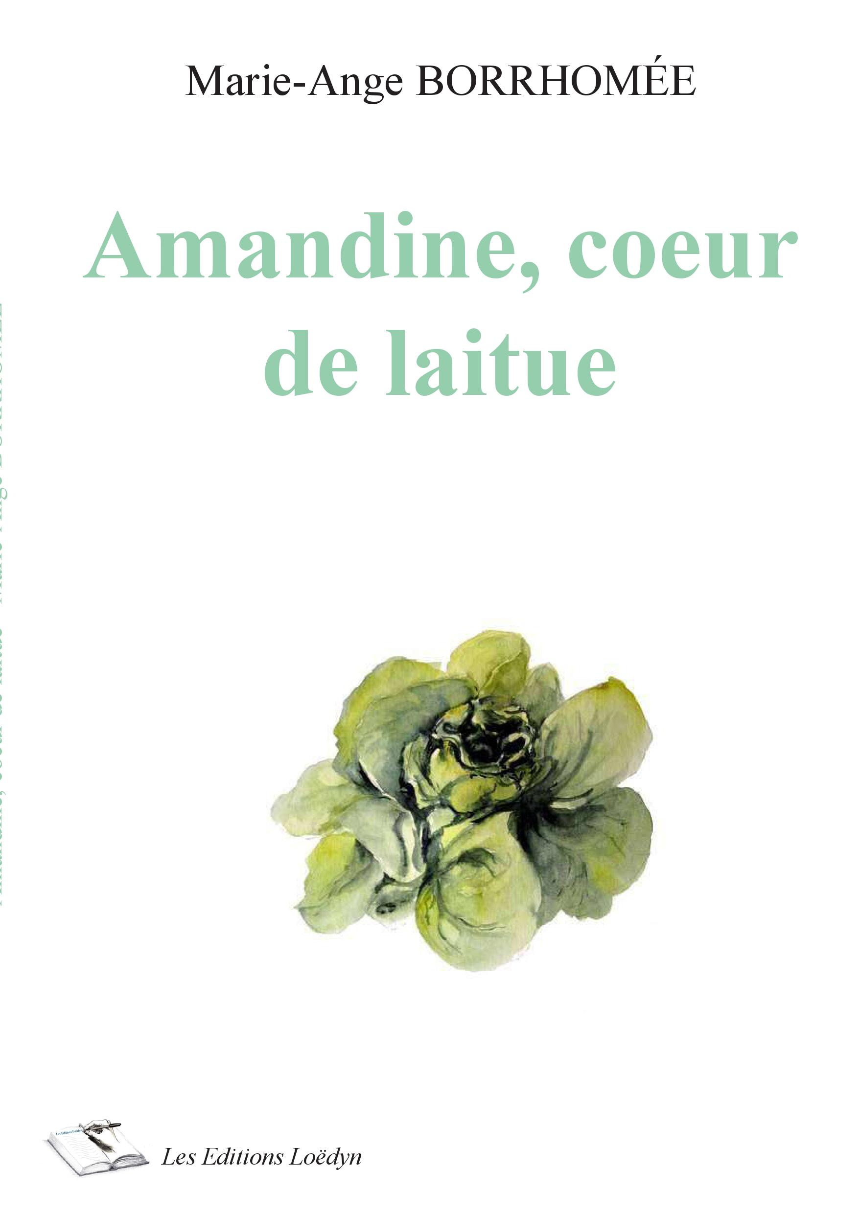 Amandine, coeur de laitue