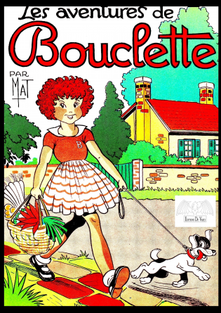 Les aventures de Bouclette T1