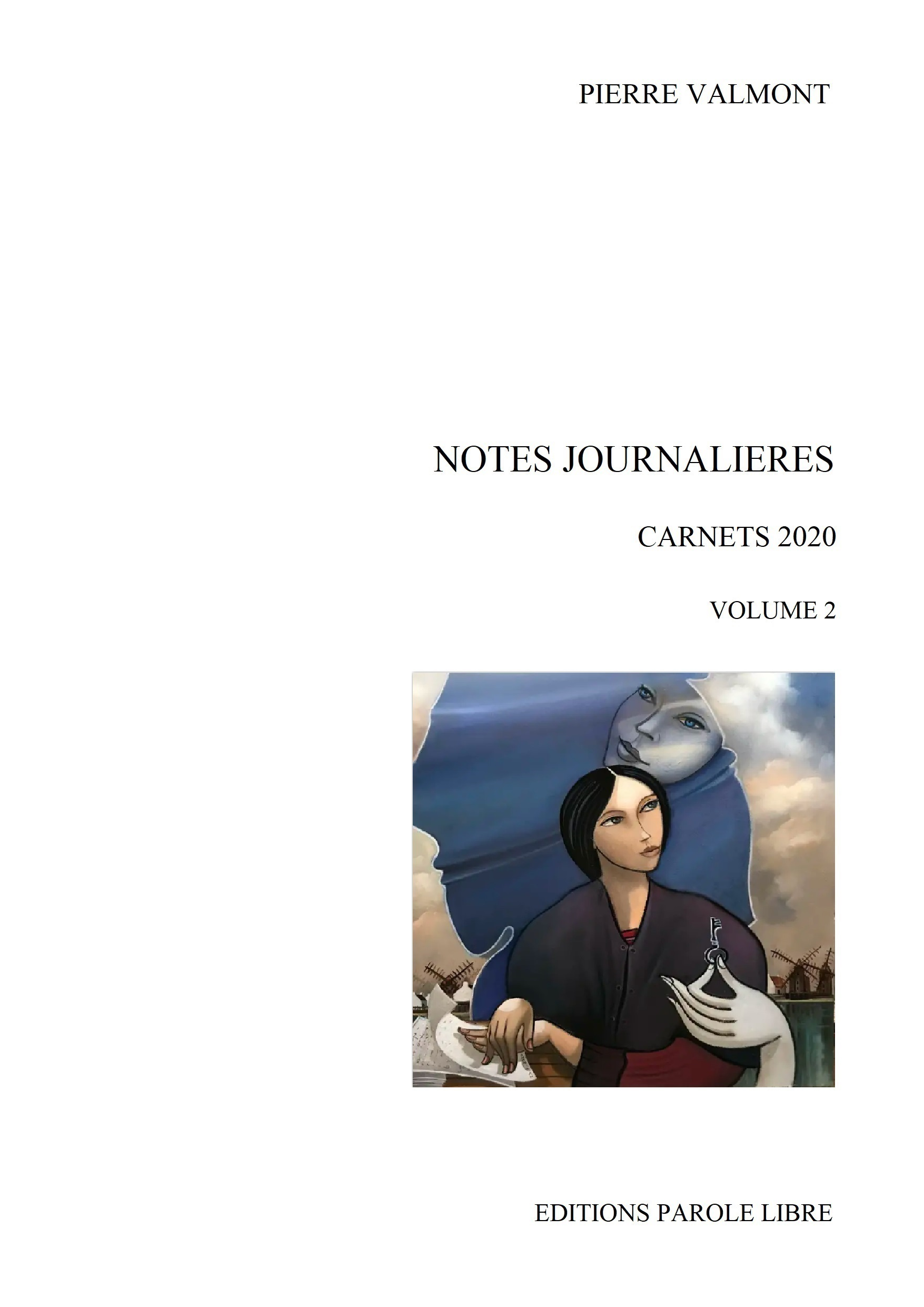 CARNETS 2020 NOTES JOURNALIERES (vol2)