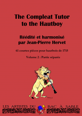 The Compleat Tutor to the Hautboy vol2