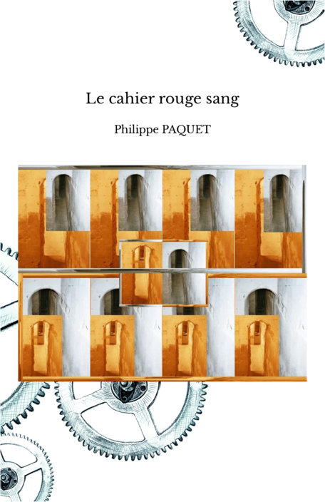 Le cahier rouge sang