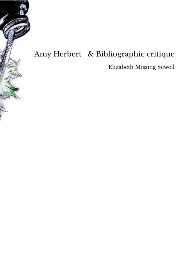 Amy Herbert & Bibliographie critique