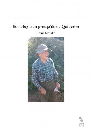 Sociologie en presqu'île de Quiberon