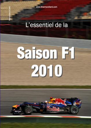 L'essentiel de la saison F1 2010