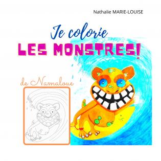 Je colorie les monstres de Namaloue