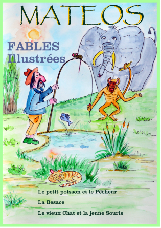 FABLES Illustrées
