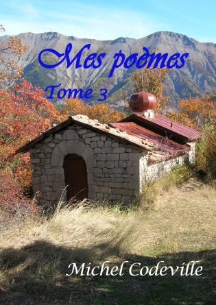 Mes poèmes - Tome 3