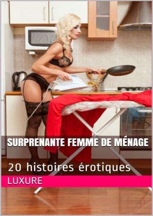 Surprenante femme de ménage