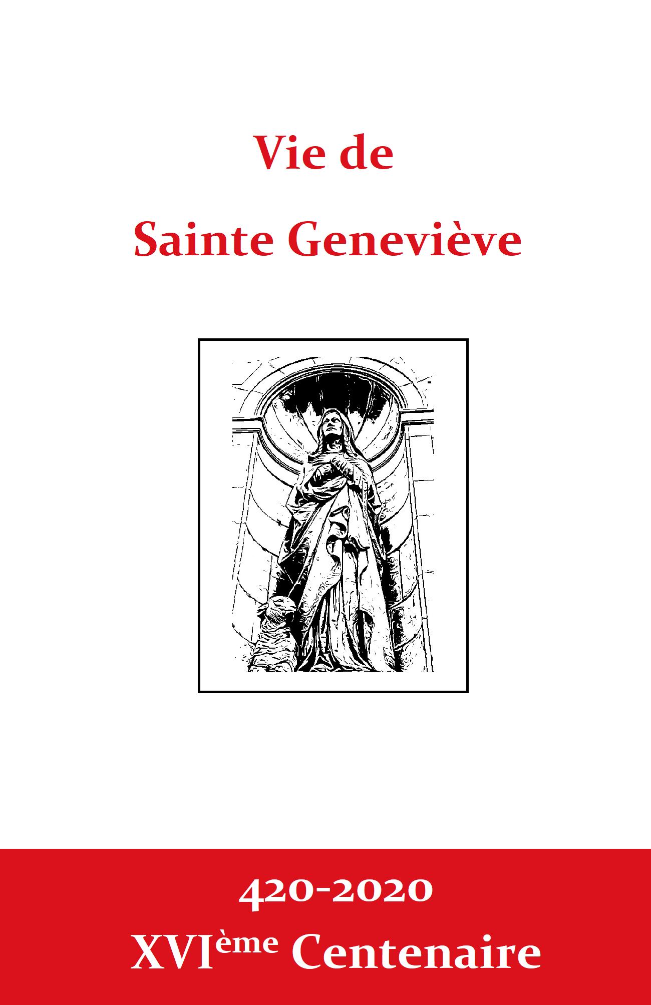 Vie de Sainte Geneviève