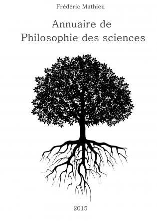 Annuaire de philosophie des sciences