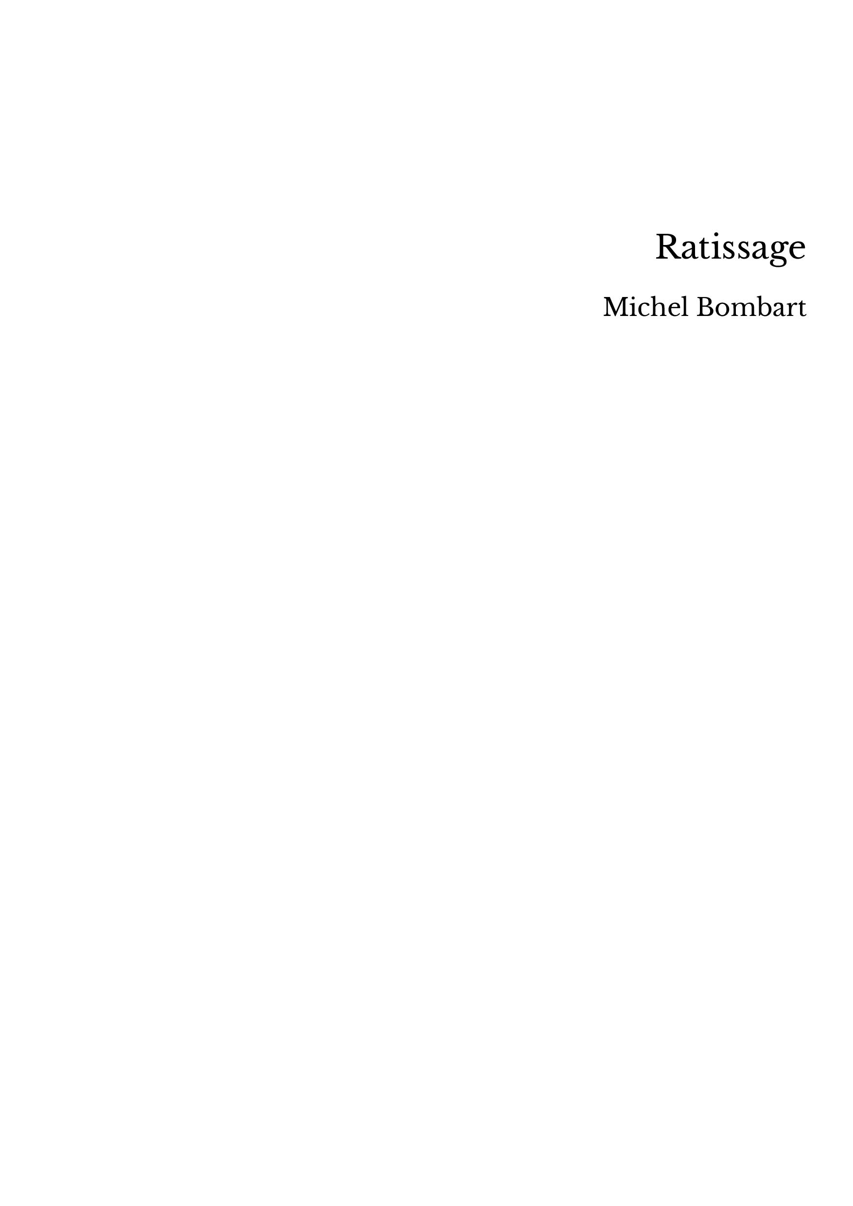 Ratissage
