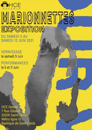 Catalogue de l'exposition Marionnettes