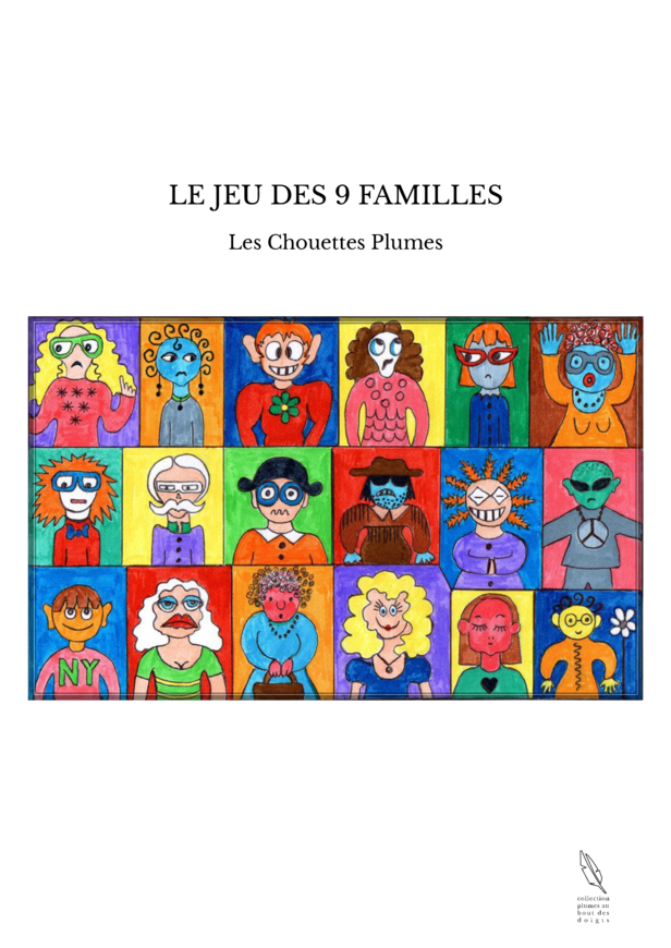 LE JEU DES 9 FAMILLES