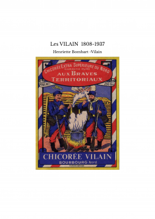 Les VILAIN 1808-1937