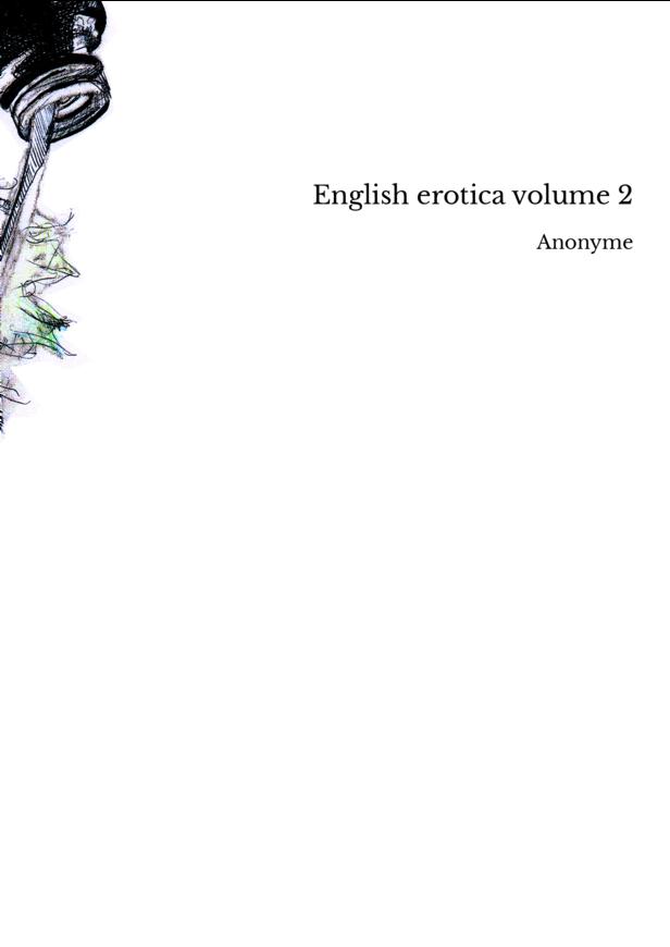 English erotica volume 2