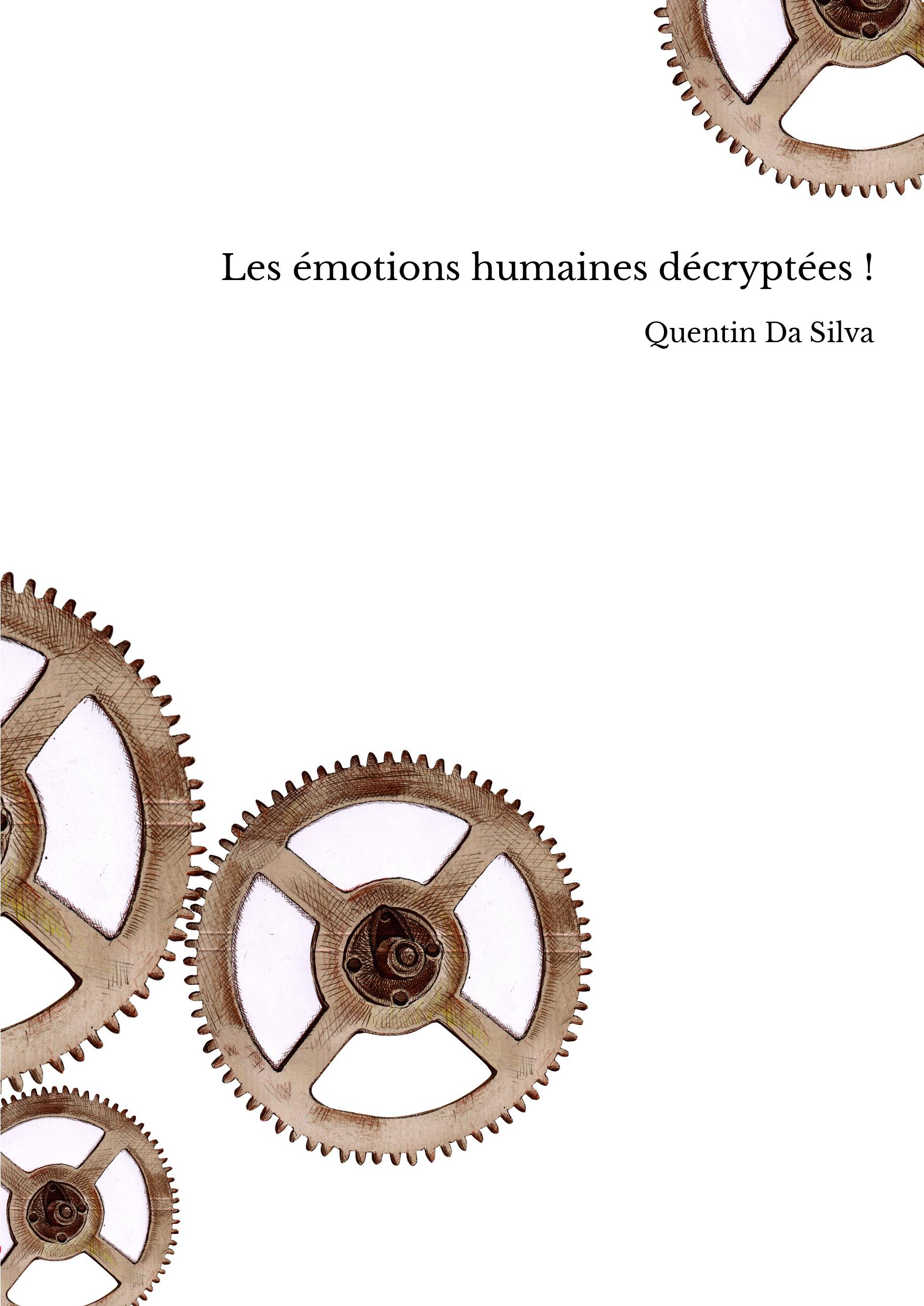 Les émotions humaines décryptées !