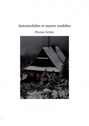 Automobiles et autres mobiles