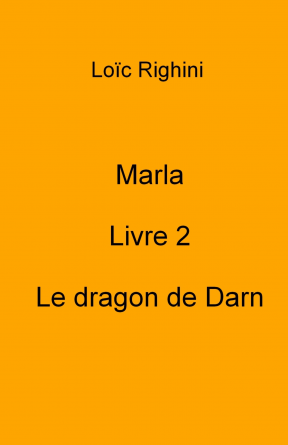 Marla livre 2 le dragon de Darn