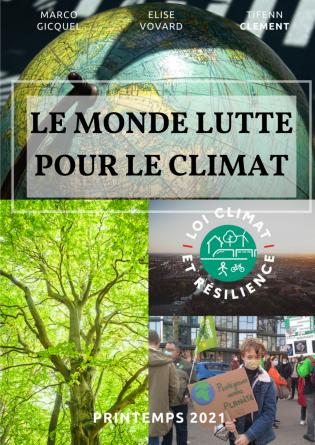 Le monde lutte pour le climat