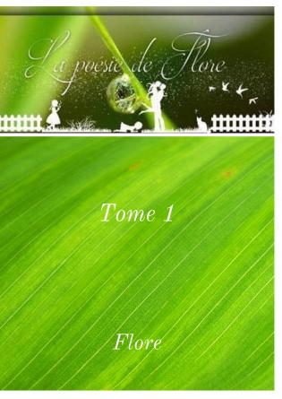 La poésie de flore