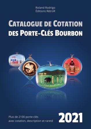 Cotation des porte-clés Bourbon 2021