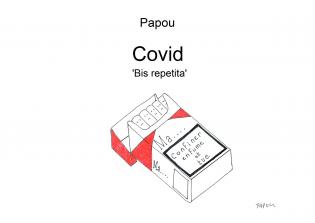COvid 'Bis repetita'