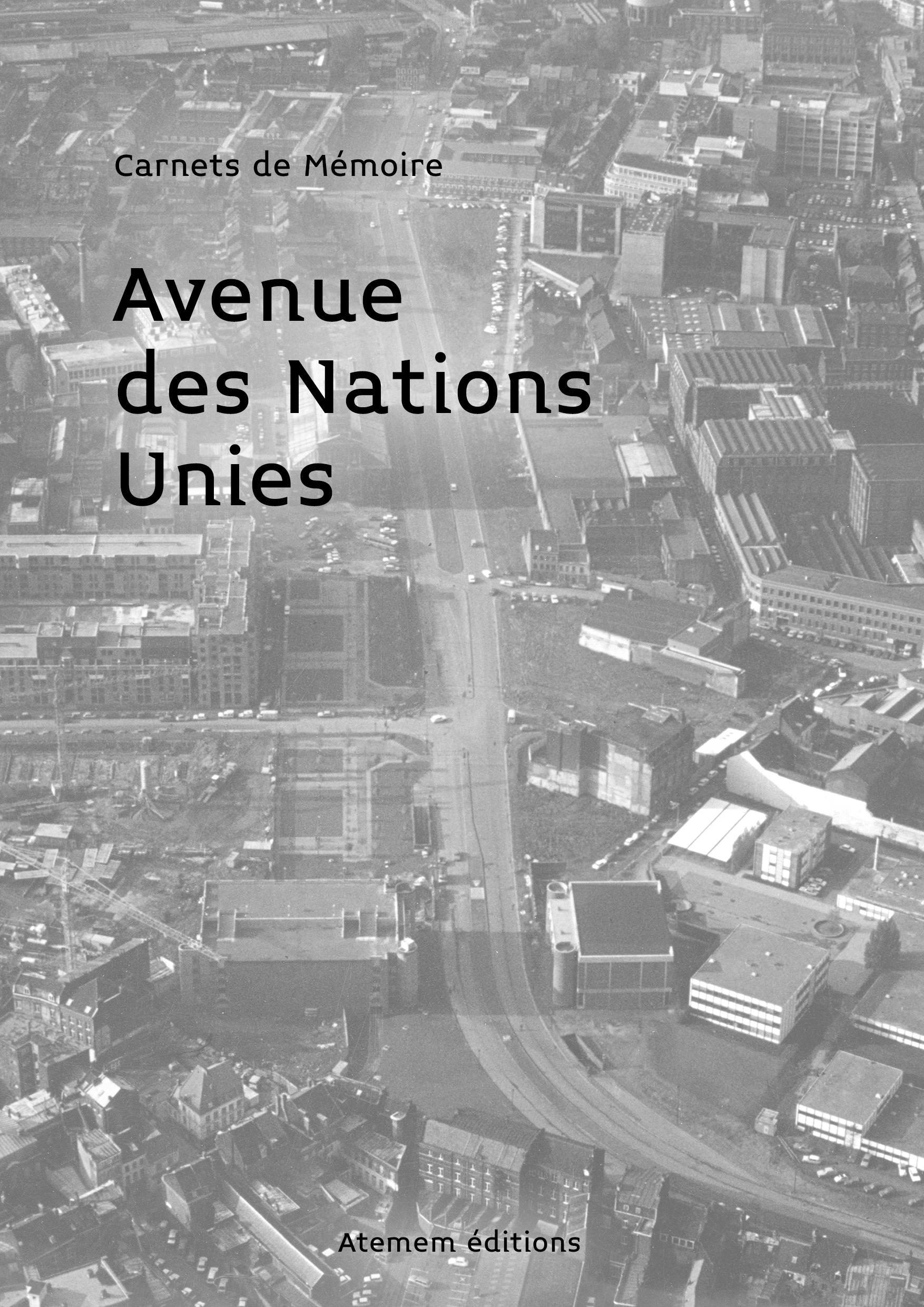 Avenue des Nations Unies