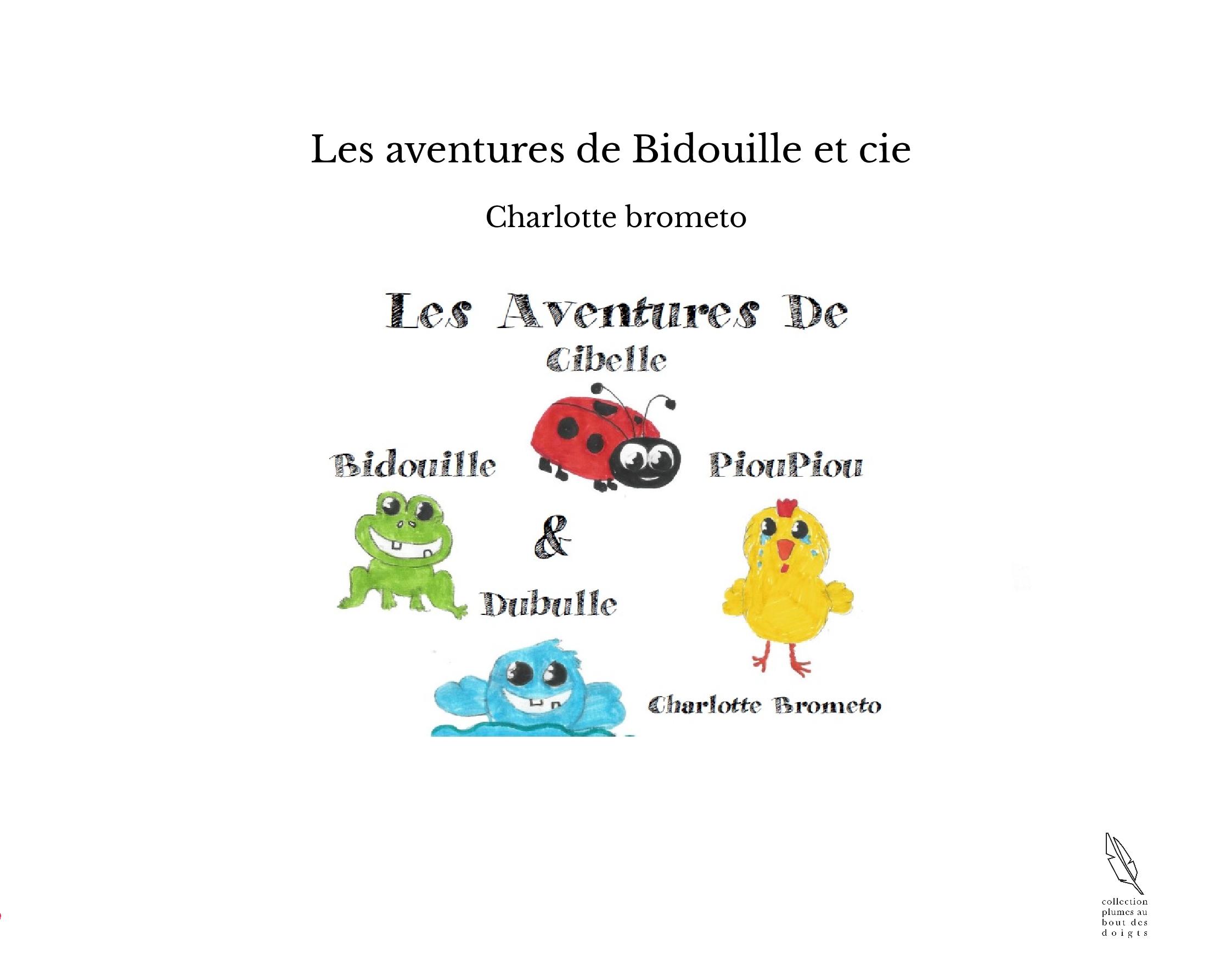 Les aventures de Bidouille et cie