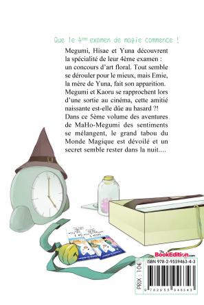 MaHo-Megumi Vol 5