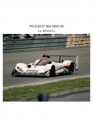 PEUGEOT 905 1990-93