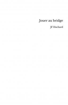 Jouer au bridge