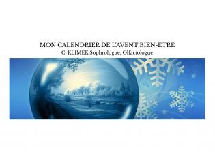 MON CALENDRIER DE L'AVENT BIEN-ETRE
